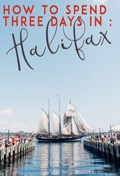 How to Spend 3 Days in Halifax Nova Scotia - Kaylchip Halifax Public Gardens, East Coast Canada, Nova Scotia Travel, Visit Canada, Canada Trip, Canada Cruise, Canada Canada, Places To Travel, Places To Go