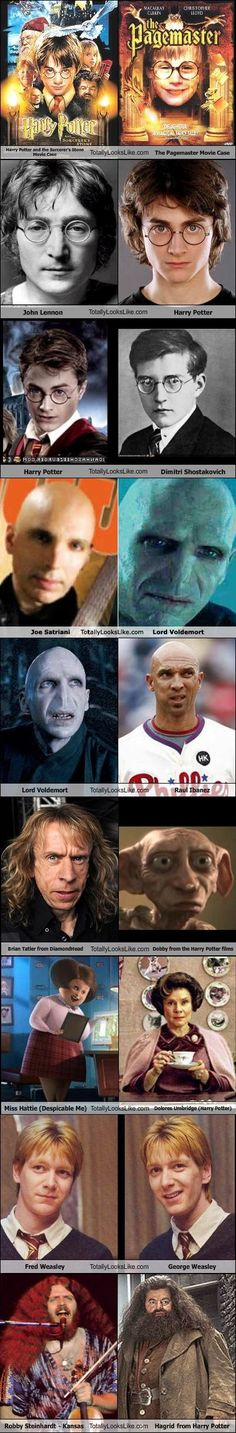 I was searching for pictures of guys who look like Harry Potter and I found this, not exactly what I wanted but oh well.
