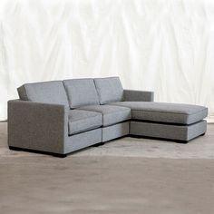 Richmond Bi-Sectional @ Gus Modern Furniture