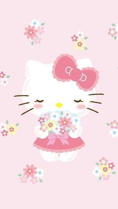 Hello kitty wallpaper more hello kitty wallpaper, sanrio wallpaper, k Pink Hello Kitty, Hello Kitty Pictures, Hello Kitty Cake, Hello Kitty Items, Sanrio Hello Kitty, Kitty Cam, Sanrio Wallpaper, Hello Kitty Wallpaper, Wallpaper Iphone Disney