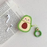 If you're looking to take your AirPods case up a notch, here are some cute options that will keep your case protected in style. Airpods Apple, Cute Avocado, Movie Of The Week, Air Pods, Airpod Case, Kawaii, Protective Cases, Iphone Cases, Personalized Items