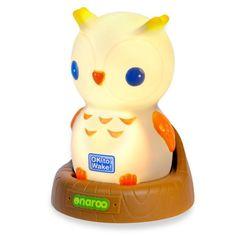 Sleep Train Your Toddler with This Simple Tool: Night Owl Portable Night-Light with OK to Wake!