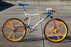 bikeshowcase: Pelagro ProFlex - Una morula en bici