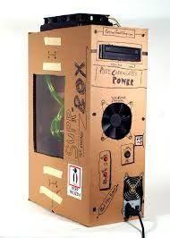 cardboardbox timemachine - Google Search