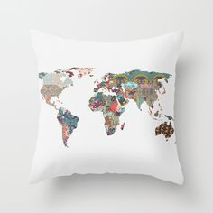 Buy Louis Armstrong Told Us So by Bianca Green as a high quality Throw Pillow. Worldwide shipping available at Society6.com. Just one of millions of products available.