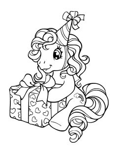 My Little Pony Coloring page of Rainbow Dash Unicorn Coloring Pages, Cute Coloring Pages, Christmas Coloring Pages, Coloring Books, My Little Pony Coloring, Coloring Pages For Kids, Kids Coloring, Free Coloring, Rainbow Dash Party