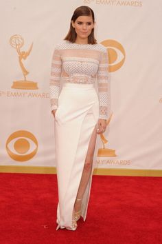 25 Best Red Carpet Looks from the 2013 Emmy Awards images  9ec43b4e6ffb