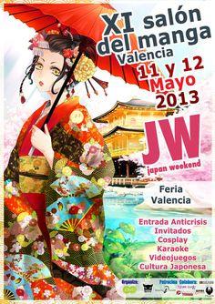 XI Salón del Manga de Valencia