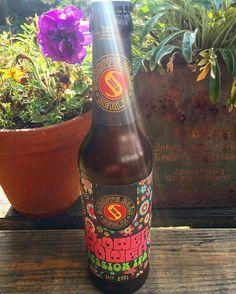Flower Power Session IPA #schoppebräu #flowerpower #sessionipa #ipa #bier #bierstagram #bierdestages #bierliebe #beer #beerstagram #beeroftheday #beerporn #beerpic #birra #bière #øl #cerveza #instabier #instabeer