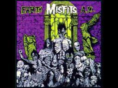 Misfits - Earth A.D./Wolfs Blood (Full Album)