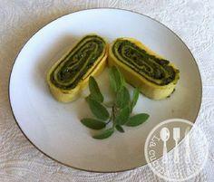 LA CUCINA DI ANTONELLA: Rotolo di pasta spinaci e ricotta