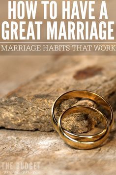 How to have a great marriage? Marriage isn't easy, in fact it is the hardest thing that you'll ever work for. Love requires honestly, realness, and a depth that can't be found anywhere else.