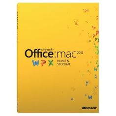 Office Mac Home and Student 2011 - 1PC/1User [Download] --- http://www.amazon.com/Office-Mac-Home-Student-2011/dp/B0064PFB9U/?tag=hotomamofrh0d-20