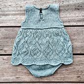 Ravelry: Lace dress body pattern by Pernille Larsen