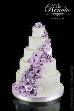 Le Torte Di Renato Wedding Cake