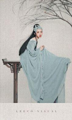 Chinese style. Peking opera