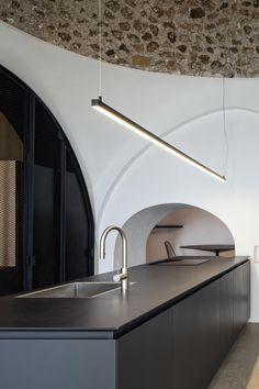 - project by Pitsou Kedem architect Home Design Decor, Interior Design Kitchen, Modern Interior Design, Luxury Interior, Interior Architecture, House Design, Pitsou Kedem, Steel Bath, Decoration