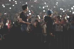 Park Chanyeol, Baekhyun, Xiu Min, Chanbaek, Shit Happens, Explore, Twitter, Concert, Stage
