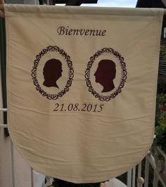 Bienvenue Women, Welcome, Embroidery, Women's, Woman