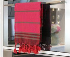 Hand towel - luscious Moroccan hand towel.  $38
