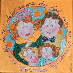Alexia Molino - Non c'è nulla di più dell'amore dei figli, unico, immenso e per sempre