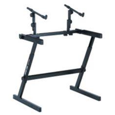 Quiklok Z-726 Fully Adjustable 2-Tier Z Stand Quiklok Z-726 double-tier height adjustable Z keyboard stand with fully adjustable second tier (Barcode EAN=8025534009086) http://www.MightGet.com/march-2017-1/quiklok-z-726-fully-adjustable-2-tier-z-stand.asp