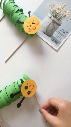 16 Simply Creative Paper Crafts For Kids - Origami Paper Animal Crafts, Animal Crafts For Kids, Holiday Crafts For Kids, Paper Crafts For Kids, Diy For Kids, Kids Crafts, Diy And Crafts, Kids Origami, Paper Crafts Origami