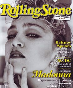 Chilean version of Rolling Stone