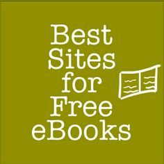 best websites for free ebooks