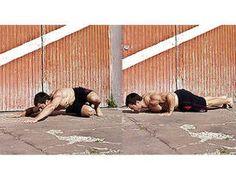 The Tacfit six-pack workout - Men's Health