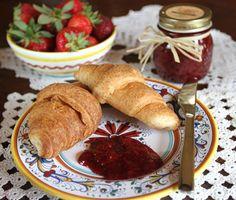 Strawberry Balsamic Jam With Black Pepper