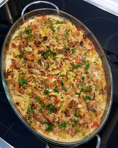 Gyros-Spätzle casserole – simply delicious – Famous Last Words Gourmet Sandwiches, Healthy Sandwiches, Sandwiches For Lunch, Grilled Turkey Burgers, Turkey Burger Recipes, Veggie Sandwich, Grilled Sandwich, Turkey Drumstick Recipe, Spatzle