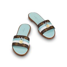 a04e15f32ea View 3 - SHOES ALL COLLECTIONS Digital Exclusive Lock It Flat Mule