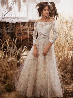 Bridal Luisa Beccaria Wedding Dress Abito Da Sposa Wedding