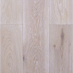 """7"""" wide wire brushed vintage white wash white oak. 5/8"""" thick, 4mm wear layer. Lifetime finish warranty. Engineered wood. call for price. hardwoodbargains.com"""