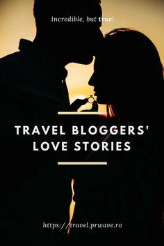 #Travel Bloggers' #Love Stories