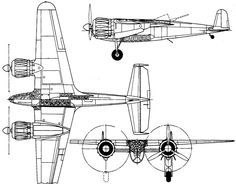 Ikarus Orkan light bomber/heavy fighter
