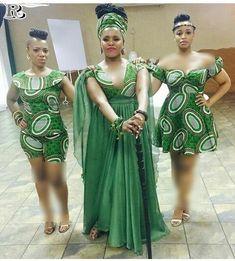 Colorful Shweshwe skirts ,classy and polished - Reny styles