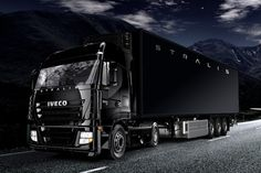 Did you know that FIAT via its Iveco subsidiary produces heavy trucks?!  Now you do!