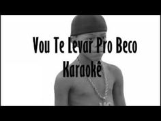 Mc Novin - Vou Te Levar Pro Beco - Karaokê Oficial - Audio Instrumental