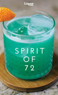 """A classic Margarita, much like the 16–0 1972 Miami Dolphins, can be quite simply perfect,"" says Seth Weinberg, the lead bartender at StripSteak by Michael Mina at Fontainebleau Miami Beach, who created this drink as an homage to the undefeated Miami Dolphins team. ""The team still gets together every season for a Champagne toast to their still-standing record."" This drink is a variation on a Margarita, with a Miami twist."