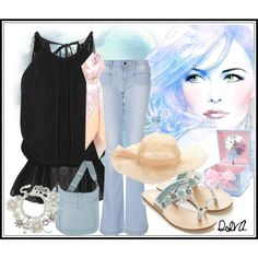 """#169"" by nelly-nedeva on Polyvore"