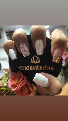 Hot Nails, Nude Nails, Beauty Nails, Hair Beauty, Nail Inspo, Wedding Nails, Nail Designs, Nail Polish, Nail Art