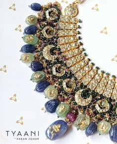 Rip up the old rulebook and redefine what a wedding should look like. The Chromatic Bride presents unforgettable jewellery for the… Indian Jewelry Earrings, Indian Wedding Jewelry, Indian Bridal, Bridal Jewelry, Jewelery, Antique Jewellery Designs, Jewelry Design, Bridal Jewellery Inspiration, Bollywood Jewelry