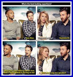 Captain America: The Winter Soldier - Marvel: The Avengers