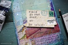 to go into the world : the artwork of mae chevrette