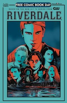 Riverdale - Prequel Comic To Be Released On Free Comic Book Day