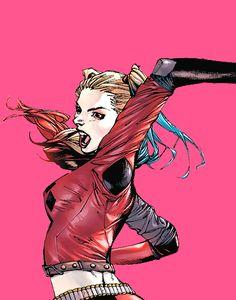 "ambxrheard: "" Harley Quinn in Suicide Squad #19 "" DC Comics"