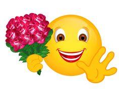 Smiley Animiert Smurcki Pinterest Smiley Emoticon Und