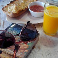 Último desayuno de Marzo, ¿se nota que soy de costumbres? XD, buenos días! // GoodMorning IG!